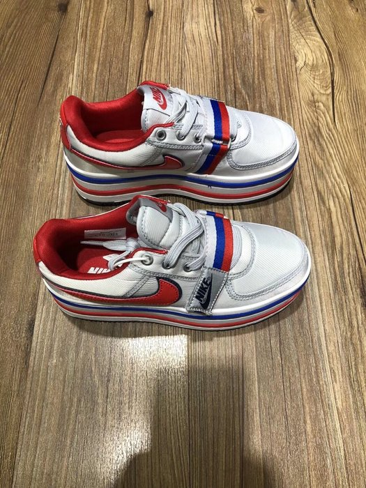 Nike Vandal 2k 女子鬆糕厚底復古增高板鞋AO2868-001