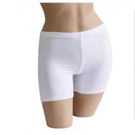 百搭混棉打底褲防走光安全褲(3入/組)隨機出貨