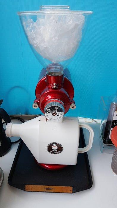 ~嚘呵咖啡~207N磨豆機(金、紅)
