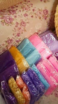 【花精靈婚紗攝影】10x12素面雪紗袋 $220/100入