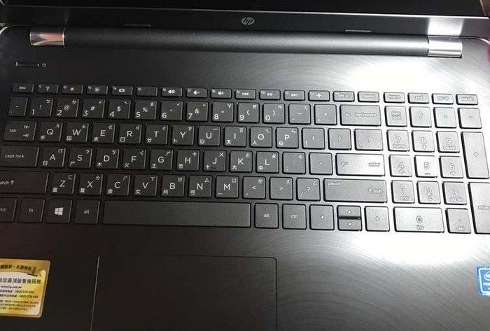 ☆蝶飛☆ 惠普 HP 15-da0014TX 15.6吋筆電鍵盤保護膜 鍵盤膜 15-du0005TX