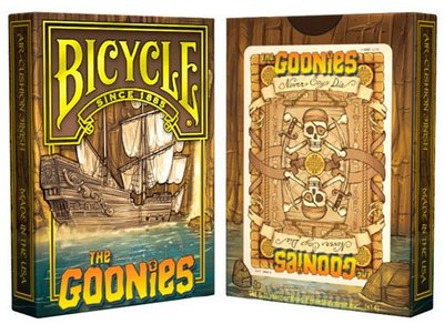 【USPCC撲克】BICYCLE Goonies limited Playing Cards
