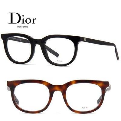 Dior Homme►Blacktie (黑色/琥珀色) 貓眼框型 眼鏡 光學鏡框 中性款|100%全新正品|特價