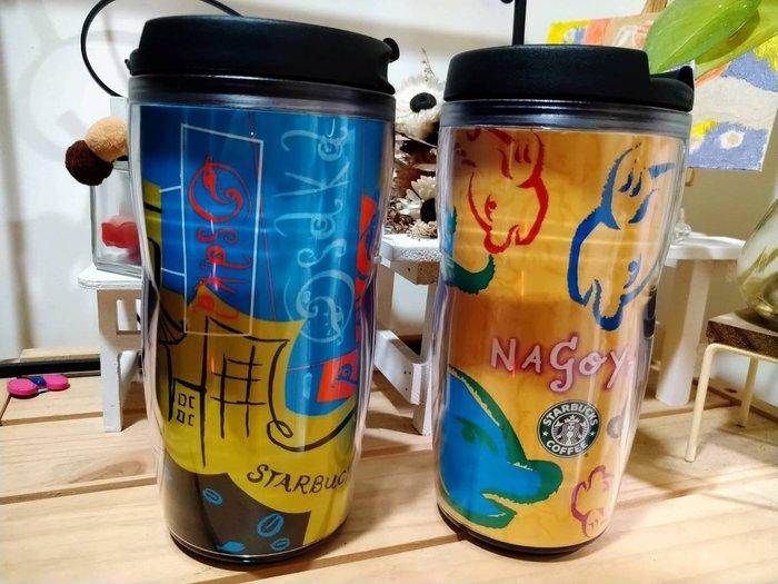 全新 星巴克 OSAKA 大阪、NAGOYA 名古屋 隨行杯