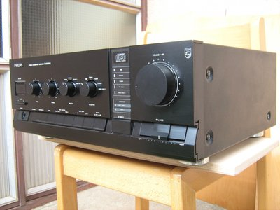 101.飛利浦Philips FA-960 (Grundig A9000同款)前旗艦綜合擴大機特價1.0萬元