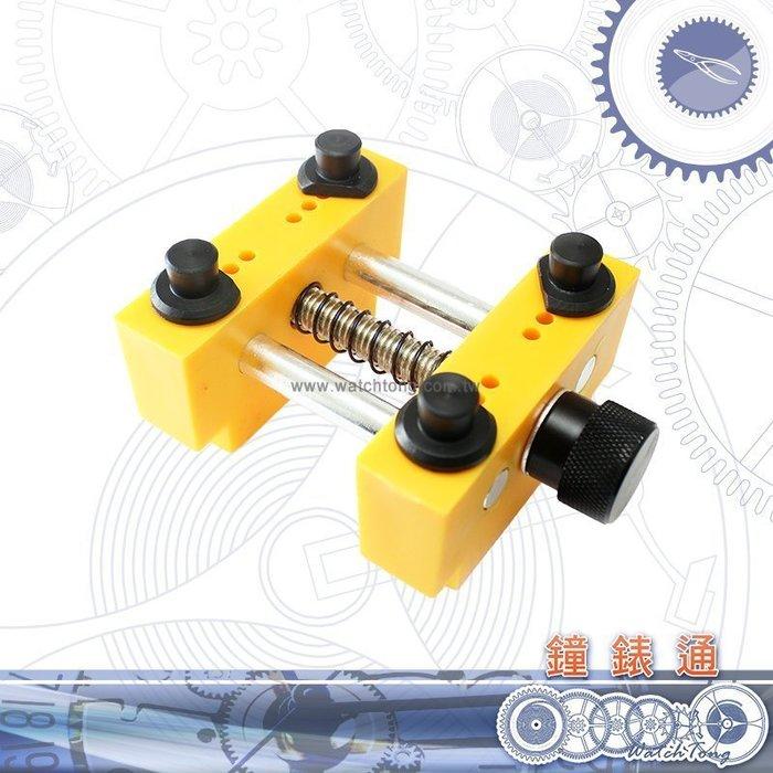 【鐘錶通】06B.3701 超大萬用錶座 / 可固定錶殼或機芯/夾具式工作檯├鐘錶工具/修錶工具/工作檯┤