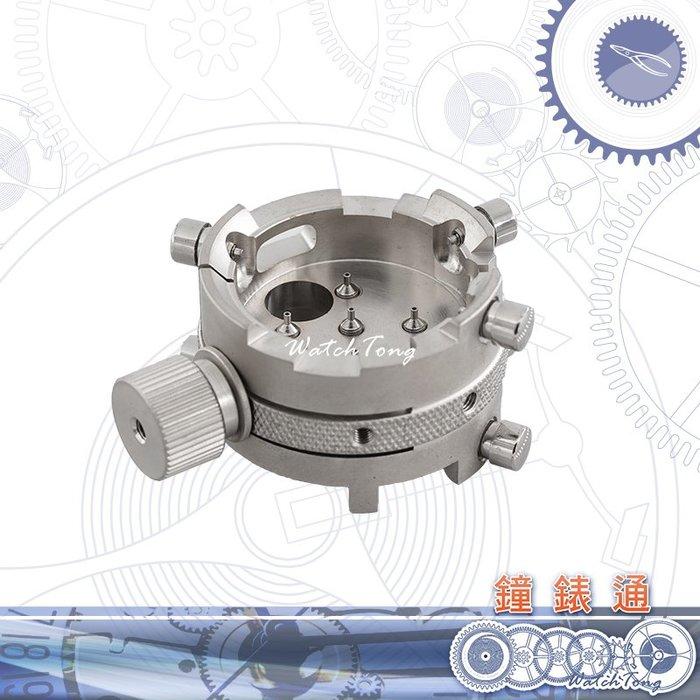 【鐘錶通】12A.524 ETA 7750-53 專用機芯座 / 機芯固定座 ├機械錶維修組裝/手錶工具/修錶工具┤