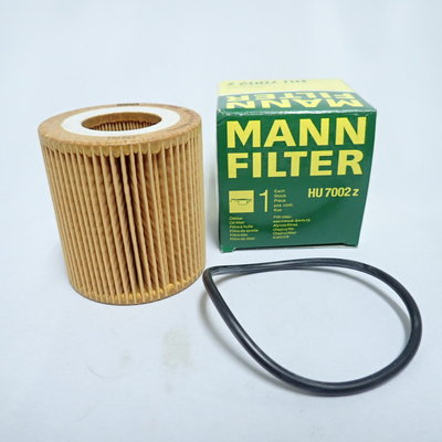 MANN 機油芯 HU7002z 適用 FORD 福特 Ranger 機油濾芯 機油濾清器