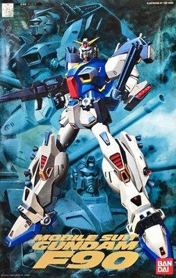 【日本帶回】 機動戰士鋼彈 F90 Gundam 三型態 1/100 比例 模型