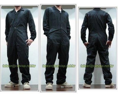 《甲補庫》__黑色連身工作服、技工服、連身服_連身褲