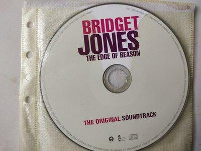 二手裸片CD~(BJ單身日記電影原聲帶)保存良好, CD有點霧面,已試聽過不影響音質