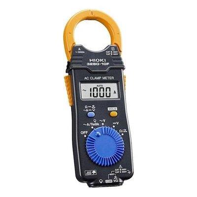 【電子超商】含稅有發票 日本製造 HIOKI 3280-10F 超薄型交流鉤錶 電流勾表