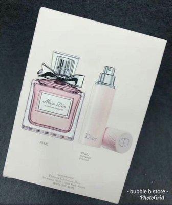 Dior miss dior box set 香水套裝 75ml