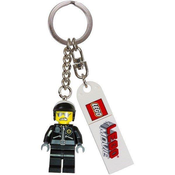 現貨【LEGO 樂高】全新正品 積木 鑰匙圈 人偶 吊飾 樂高玩電影 人偶系列 71004 | 壞警察 Bad Cop
