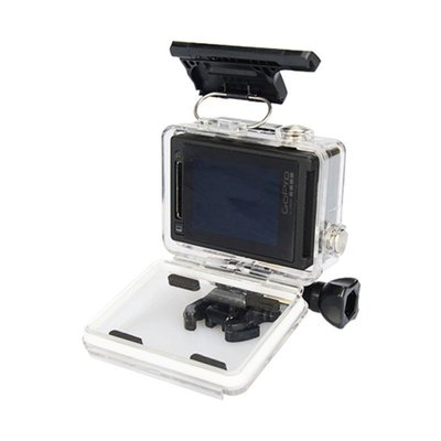 水上活動拍攝與自拍最高照片清晰度 GoPro 通用防水殼 防水殼 晶豪泰 專業攝影