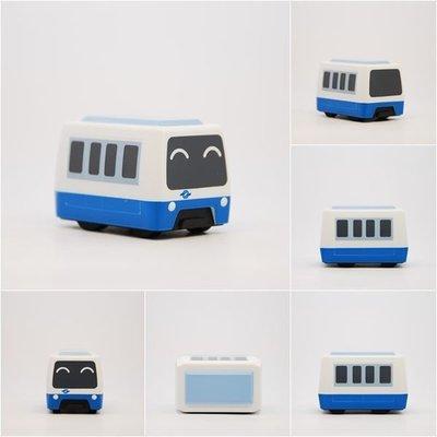 TRAIL 鐵支路 Q版 迴力車 台北捷運木柵線 QV013