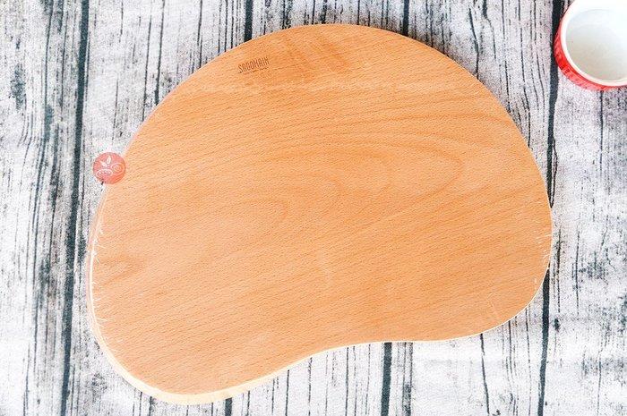 砧板_山毛櫸調色盤造型_E-GAR728◎砧板.麵包盤.點心盤.水果盤.展示盤.調色盤