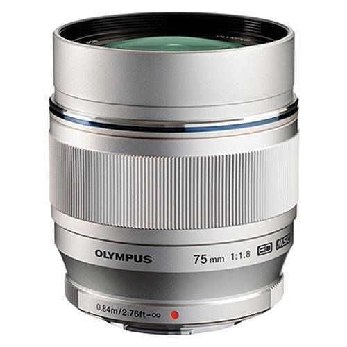 鏡花園 Olympus M.Zuiko Digital ED 75mm F1.8 (租鏡頭)