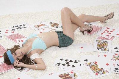 李毓芬 最愛用魔術師A4 超大 撲克牌 21×29cm 永和 499元