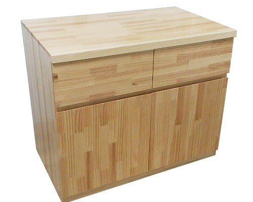【森林原木手工家具】原木斗櫃
