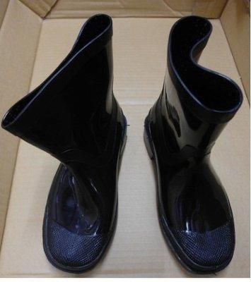 短筒雨鞋 半截雨鞋 短靴 短雨鞋~ecgo