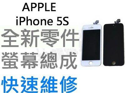 APPLE iPhone5S 全新液晶螢幕總成 液晶破裂 面板破裂 玻璃破裂 專業手機維修【台中恐龍維修中心】