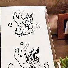【萌古屋】】愛神邱比特 - 防水紋身貼紙刺青貼紙 HC-3010