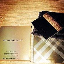 Burberry gold glow no.01