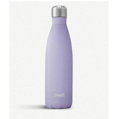 Swell 不鏽鋼保溫瓶 水瓶 水壺 隨手瓶 500ml 粉紫色