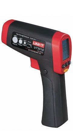 TECPEL泰菱 》UNI-T 優利德 UT 301A 非接觸式 紅外線溫度計 非接觸溫度計 反射率可調 UT-301A
