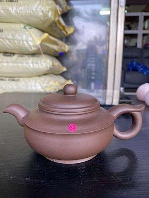 BQQ紫砂老茶壺粉67