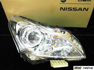 可 938 正廠 INFINITI G25  G35  G37 右邊 大燈  頭燈 車燈