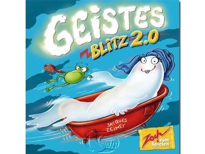 《嘟嘟嘴》Geistes Blitz 2.0 閃靈快手2.0(中文版)