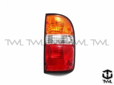 《※台灣之光※》全新TOYOTA TACOMA TCM 01 02 03 04年原廠型紅黃尾燈後燈單邊