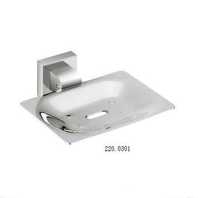 【晶懋衛浴】  金屬皂盤架  CHIC 喜客  220.0301  皂盤架