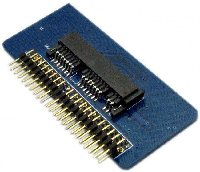 Micro SATA to IDE硬碟 1.8吋轉IDE SSD轉IDE