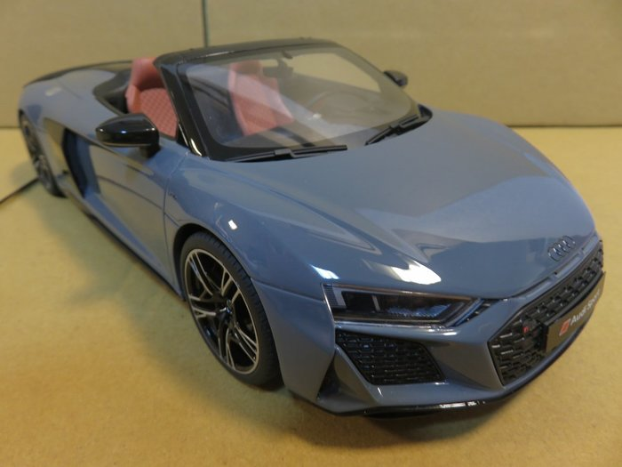 =Mr. MONK= GT SPIRIT Audi R8 Spyder 2019
