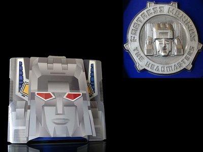 A-20 櫃 : 2013 FORTRESS MAXIMUS 福特基地 紀念幣 HEAD MASTER COIN