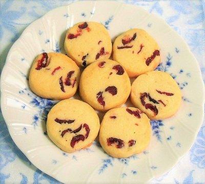 蔓越莓奶酥 (大包200g)手工餅乾~下午茶,團購~滿500元送1小包餅乾╭ 蓁橙烘焙 ╮