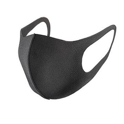 口罩網紅個性防塵成人男女兒童黑色透氣鹿晗明星同款可清洗易呼吸