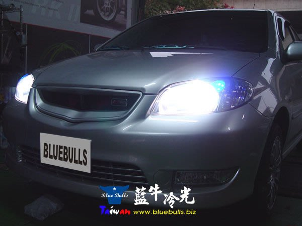 【藍牛冷光】H4 H/L 電磁閥伸縮遠近燈 HID GETZ A32 ZINGER FREECA VIRAGE FIT