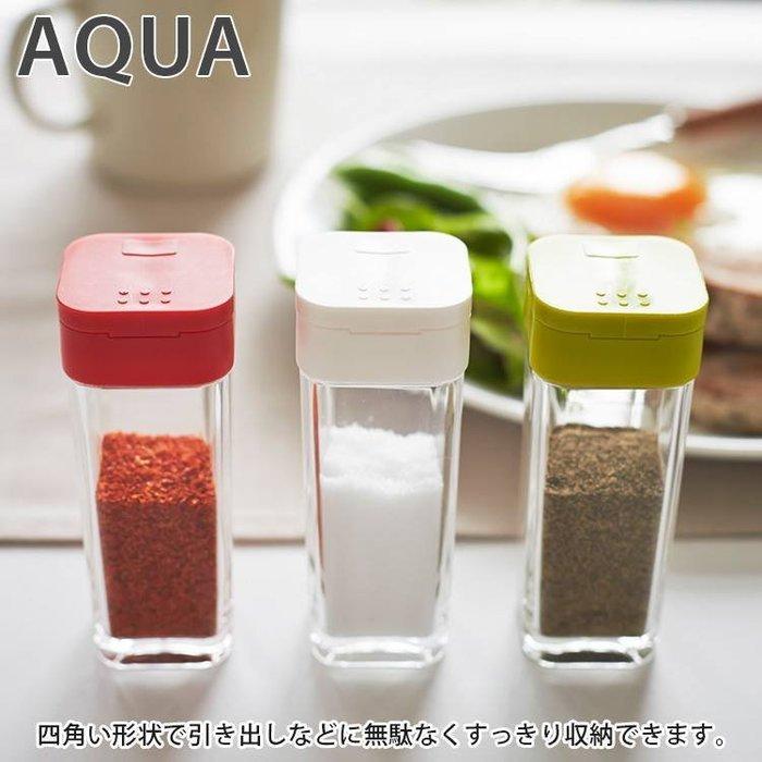 乾媽店。日本 山崎 YAMAZAKI AQUA 香料罐 調味罐 調味料保存瓶  50ml