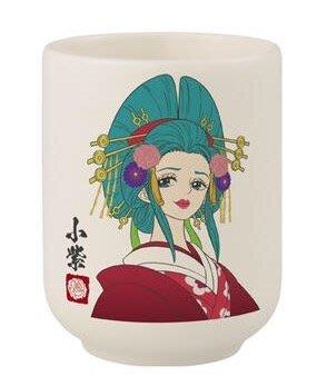 一番賞 航海王 和之國篇~華之幕~ C賞 茶杯 和風 全新未拆小紫