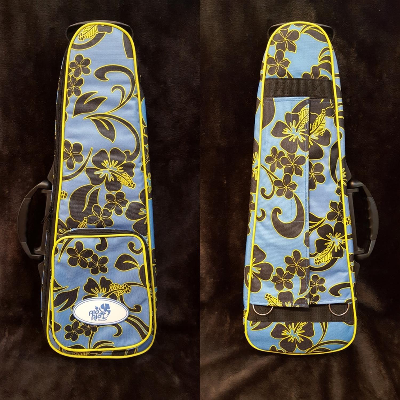 【成功樂器】出清 AIOAIO 烏克麗麗 彩繪 硬盒 琴袋 21 / 23吋適用 3/4 1/2 小提琴 可參考