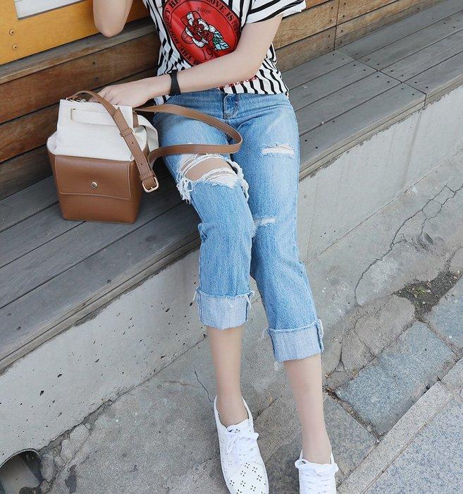 呼韓-包包【B1505-02】韓國空運:韓製 撞色皮革拼接束口手提兩用帆布側背包(2色預購)