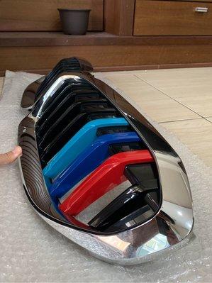 Bmw 寶馬 大改款 3系列 G20 原廠水箱罩 三色