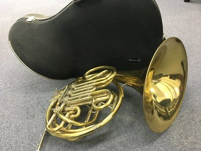 ☆ USED French Horn ☆HOLTON H-378 霍爾頓法國號