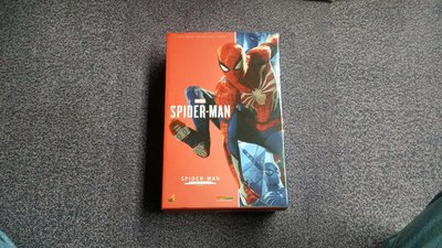 Hot Toys VGM31 PS4 Spiderman 蜘蛛俠 Advanced Suit Version 1/6 figure