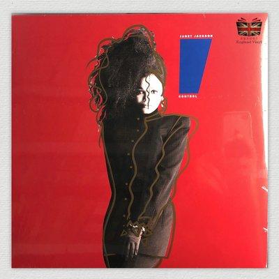 [英倫黑膠唱片Vinyl LP] 珍娜·傑克森/控制 Janet Jackson / Control