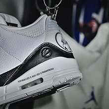 Fragment Design x Air Jordan 3 閃電 藤原浩 聯名 DA3595-100